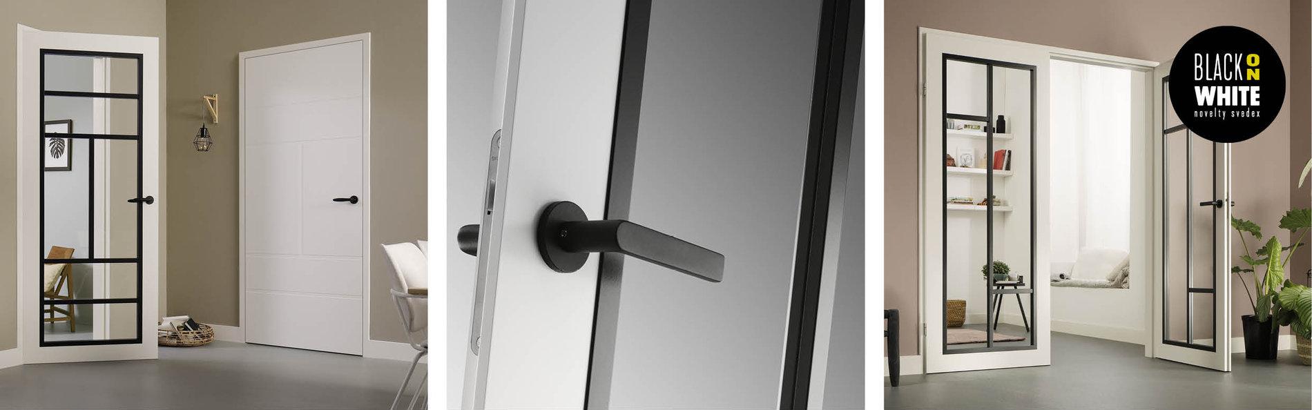 Black Door Handles Svedex